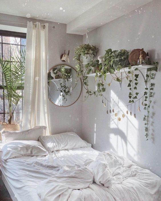 Rośliny Doniczkowe W Sypialni Leaflo Design